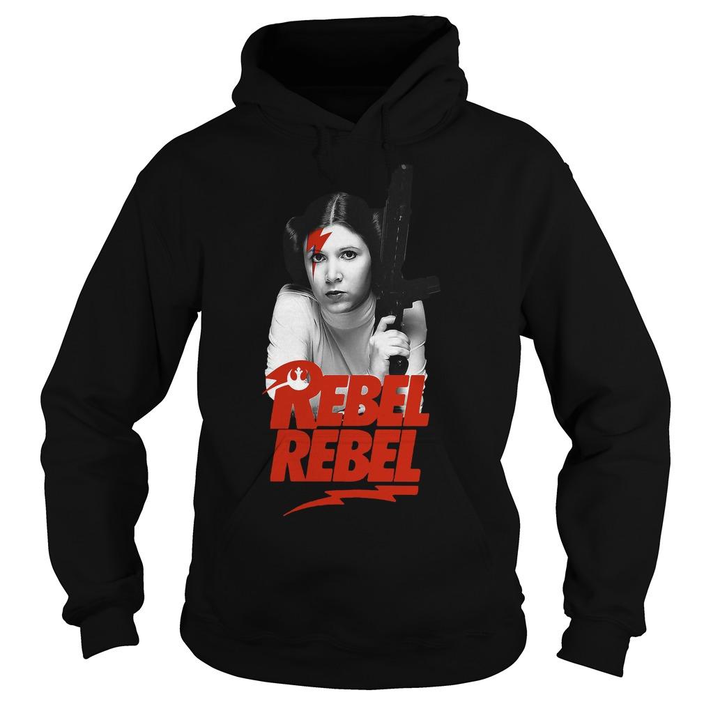 Princess Leia Rebel Rebel Star Wars Shirt, Hoodie, Sweater And V Neck T Shirt