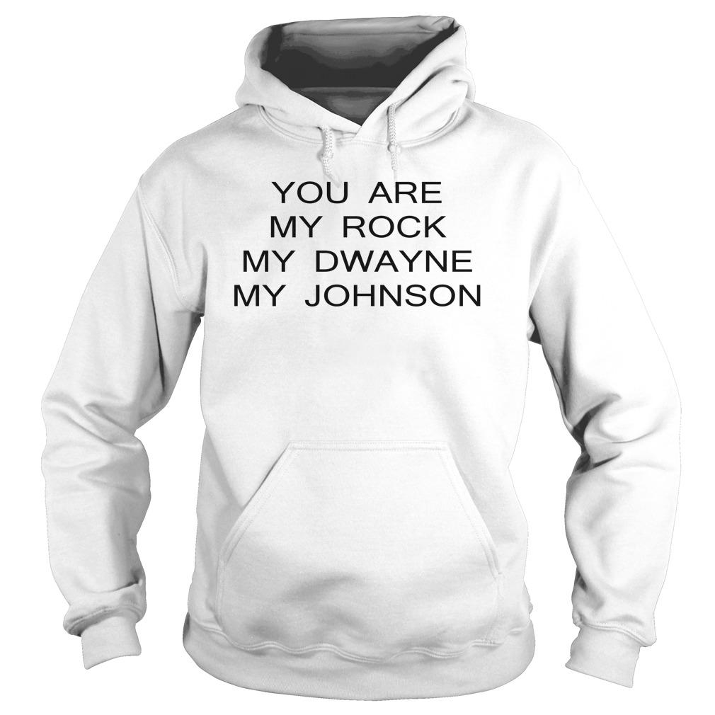 Rock Dwayne Johnson Hoodie