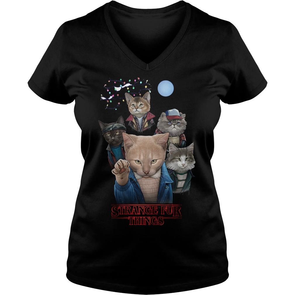 Strange Fur Things Shirt