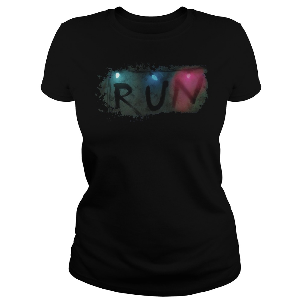 Stranger Things Run Shirt