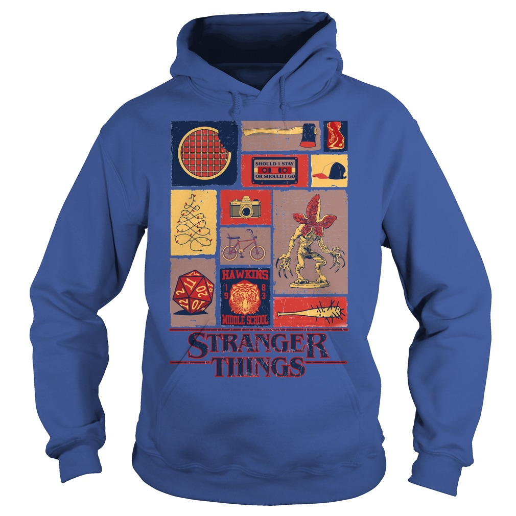 All Stranger Things Season 1 Shirt