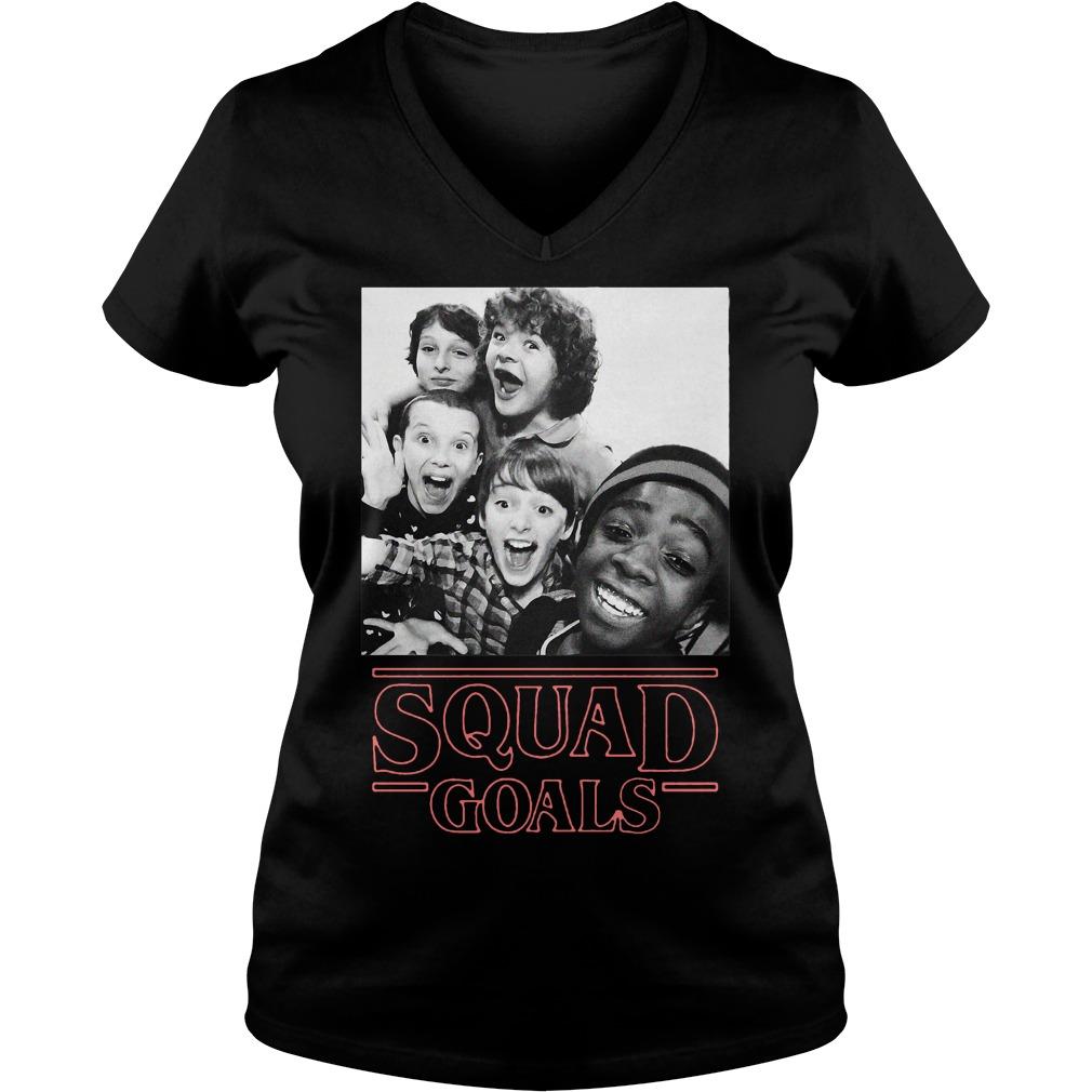 Stranger Things Squad Goals Shirt