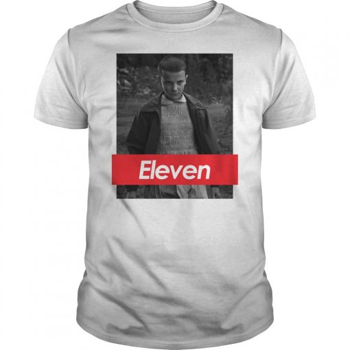 Stranger Things: Supreme Eleven Shirt
