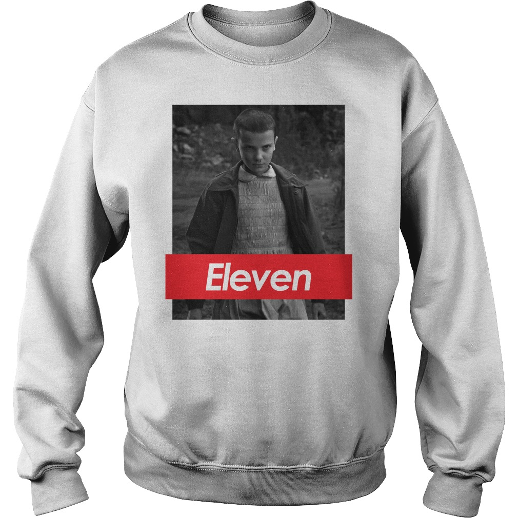Stranger Things: Supreme Eleven Shirt