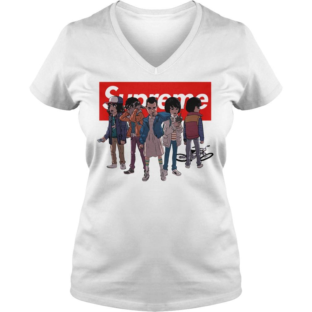 Stranger Things: Supreme All Kid Shirt