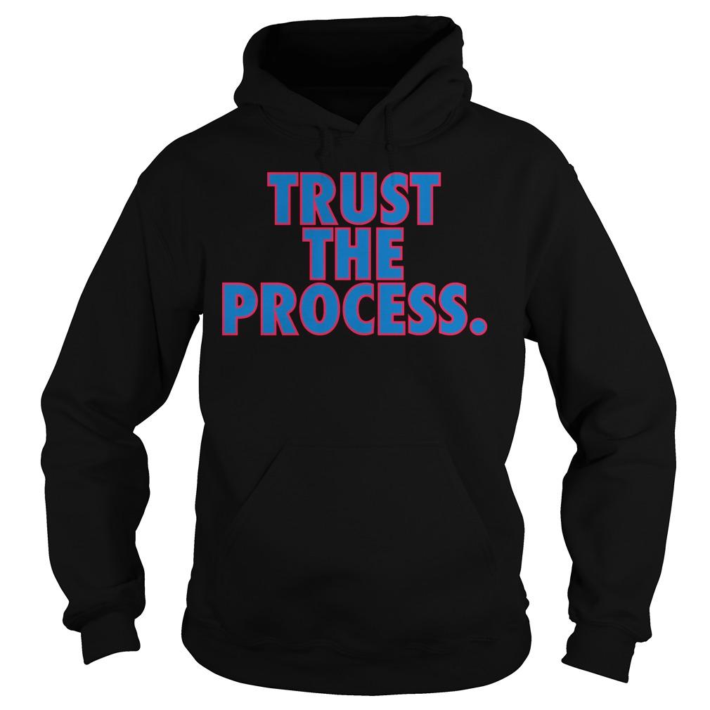 Trust Process Hoodie