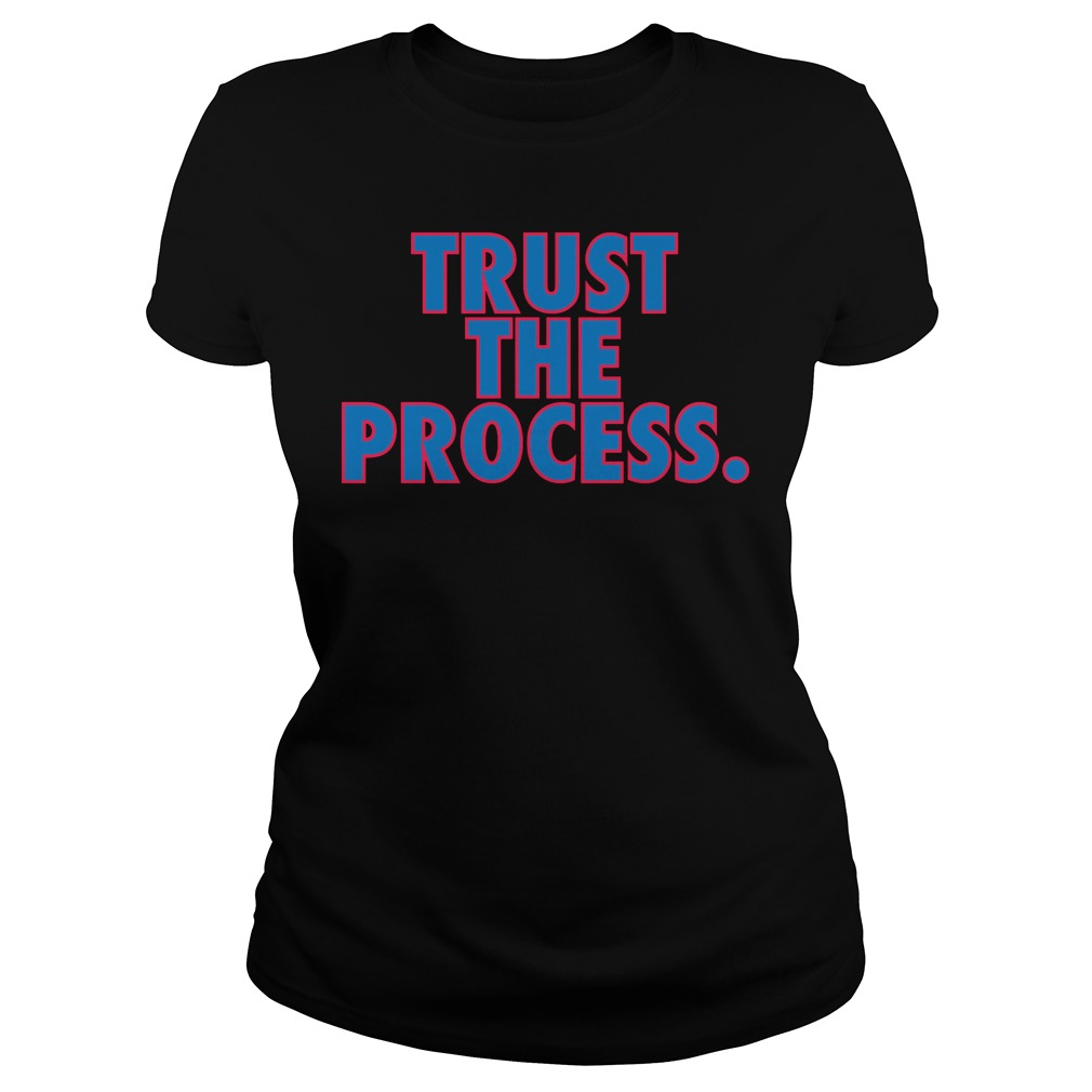 Trust Process Ladies Tee