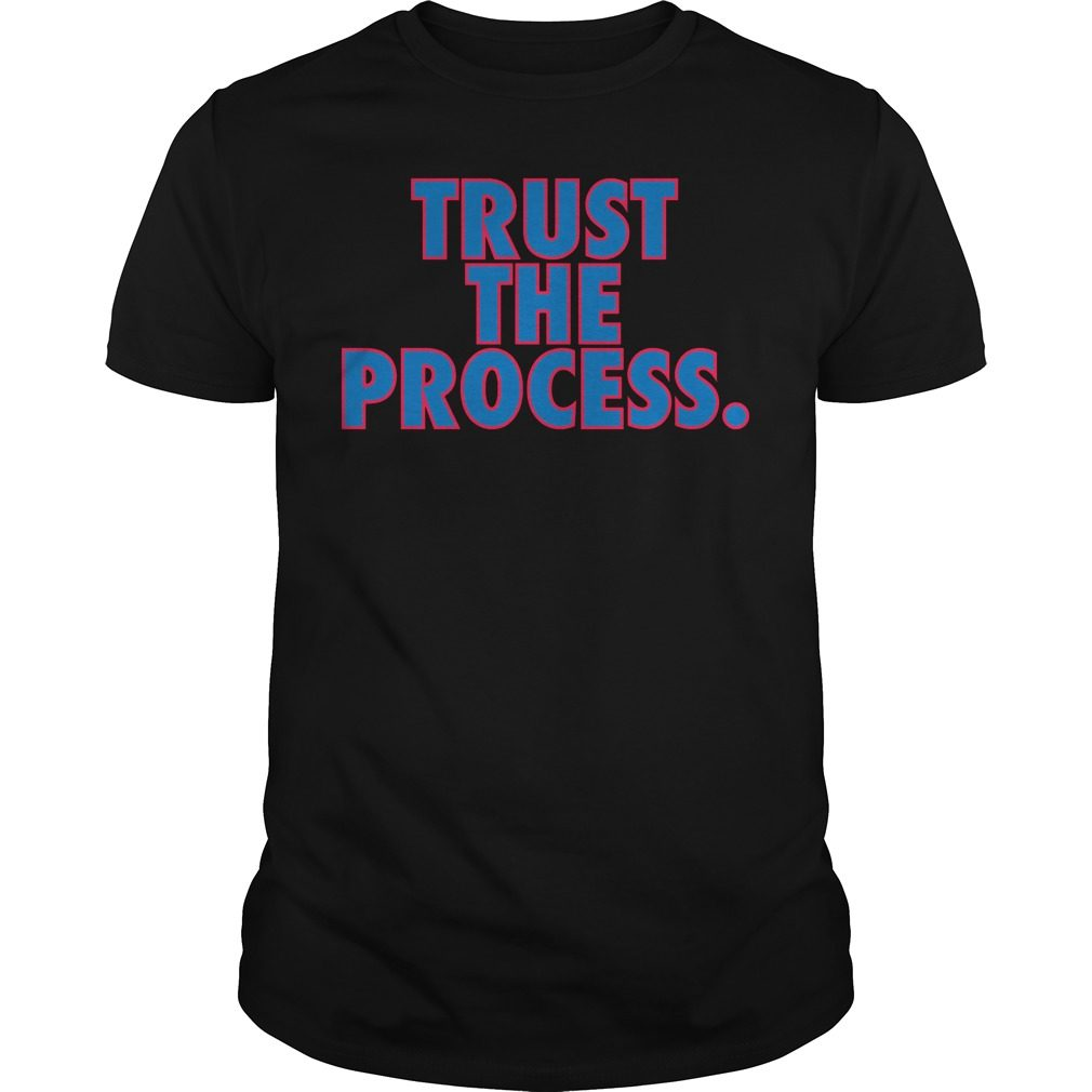 Trust Process Shirt