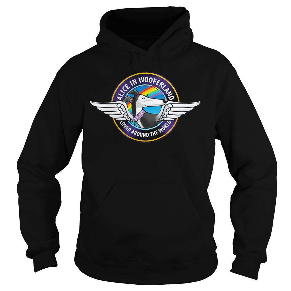 Alice Wooferland Fundraiser Collection Hoodie