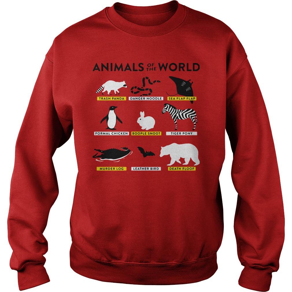Animals World Sweater