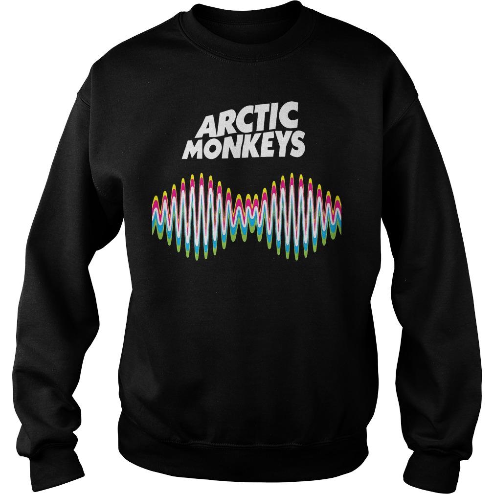 Arctic Monkeys Sweater