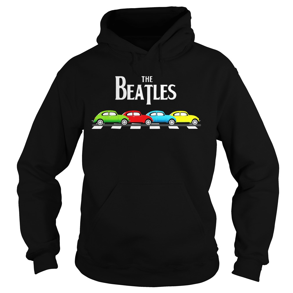 The Beetles Cars Shirt, Hoodie, Sweater And V Neck T Shirt