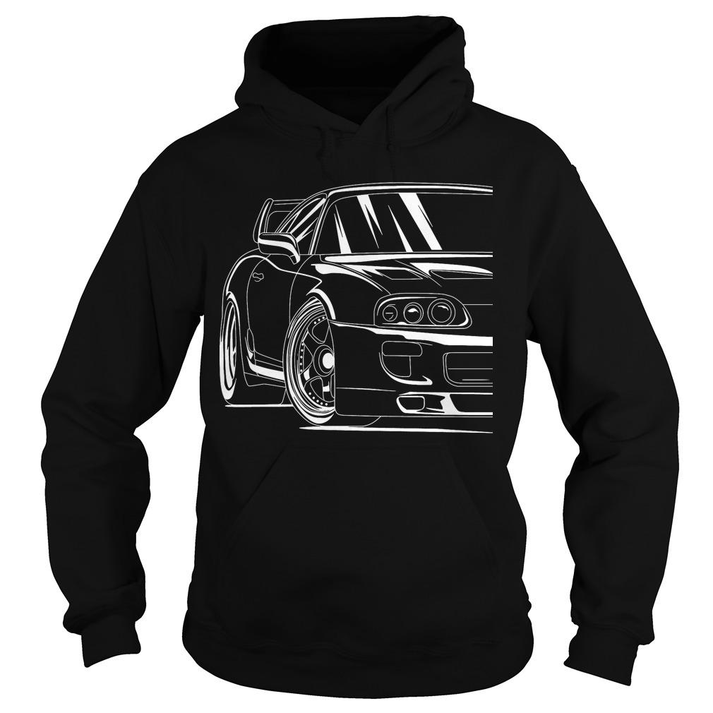 Best Toyota Supra Hoodie