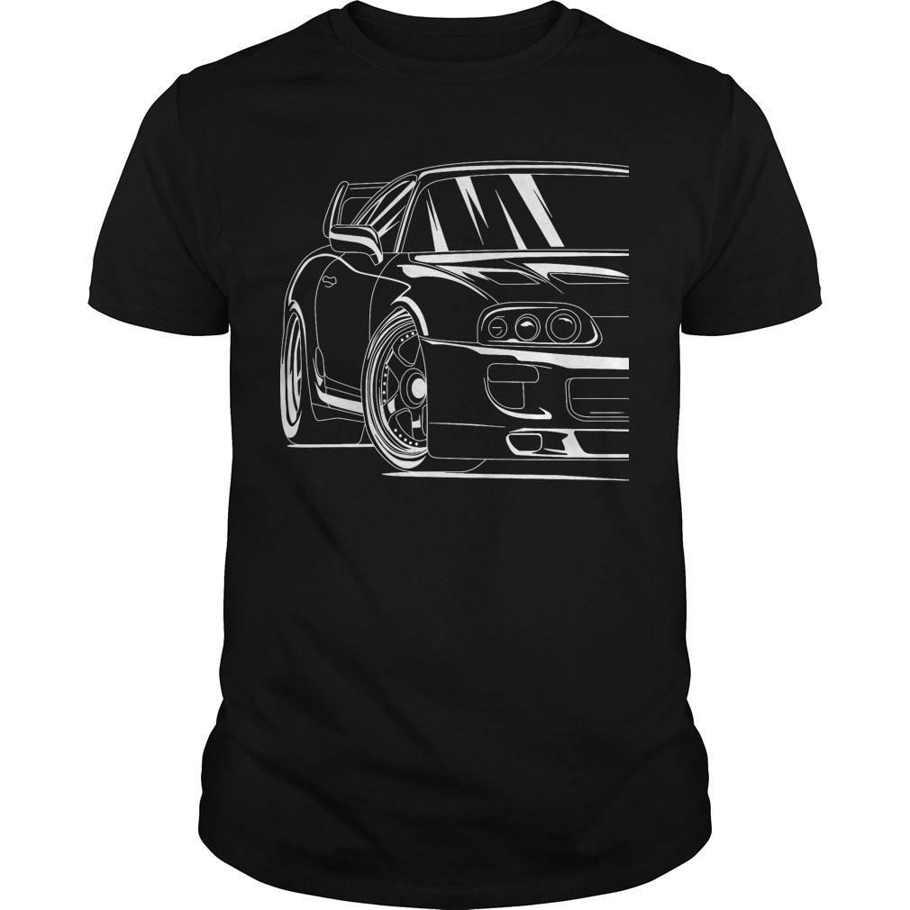Best Toyota Supra Shirt