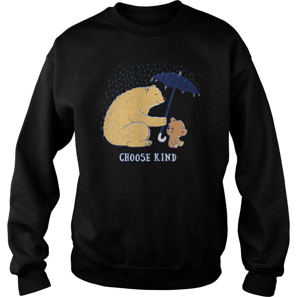 Choose Kind Mama Bear Sweater