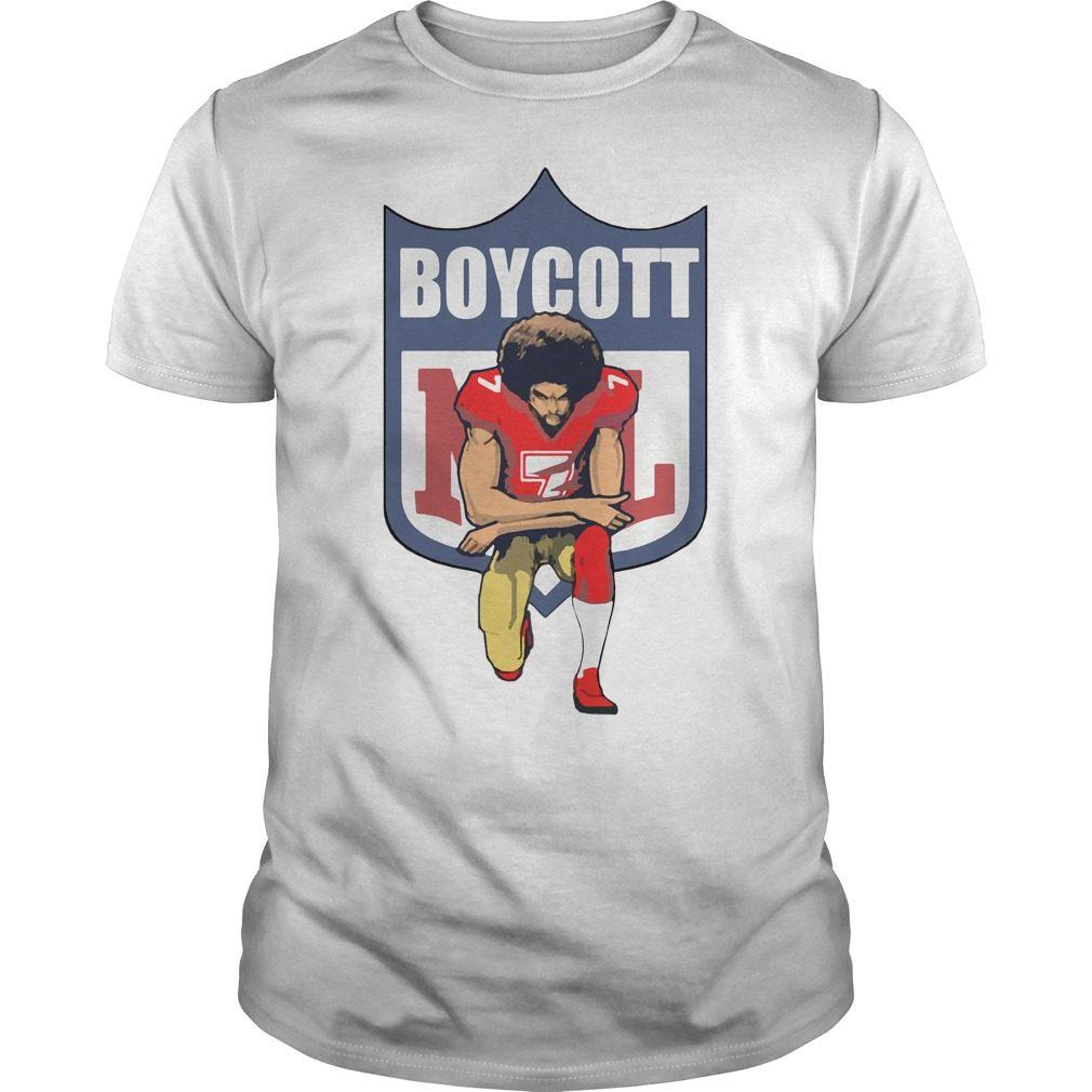 Colin Kaepernick Kneeling Shirt