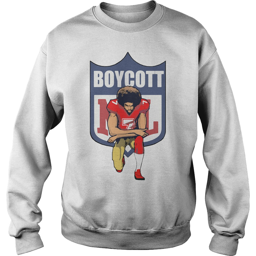 Colin Kaepernick Kneeling Sweater