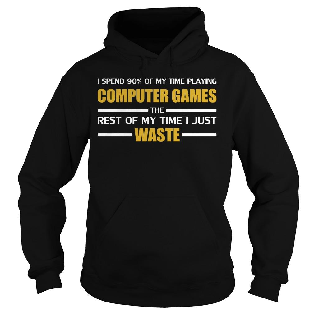 Computer Gaming Hoodie