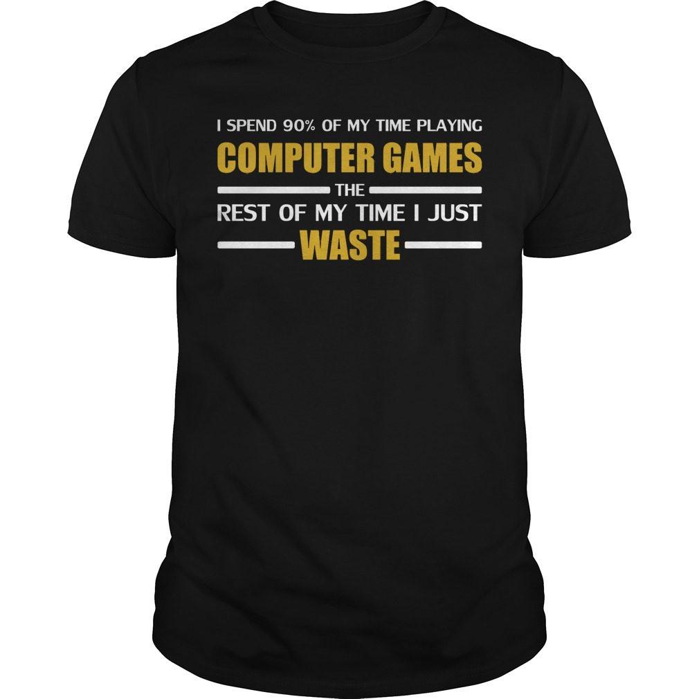 Computer Gaming Shirt
