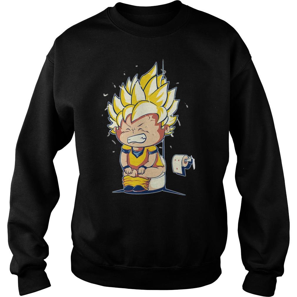 Dbz Super Saiyan Vegeta Goku Dragon Ball Sweater
