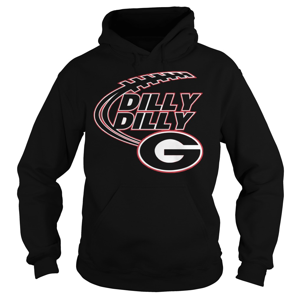 Dilly Dilly Georgia Bulldogs Hoodie