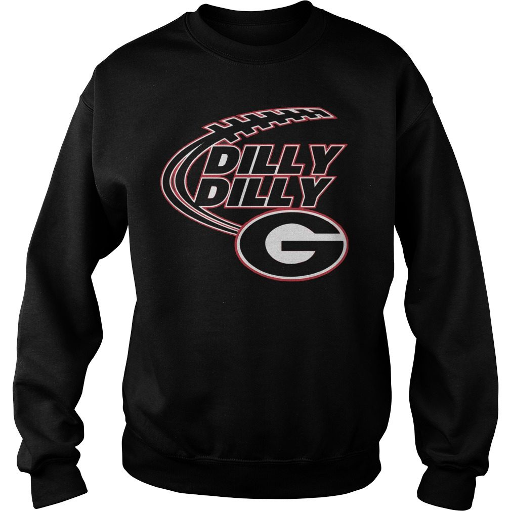 Dilly Dilly Georgia Bulldogs Sweater
