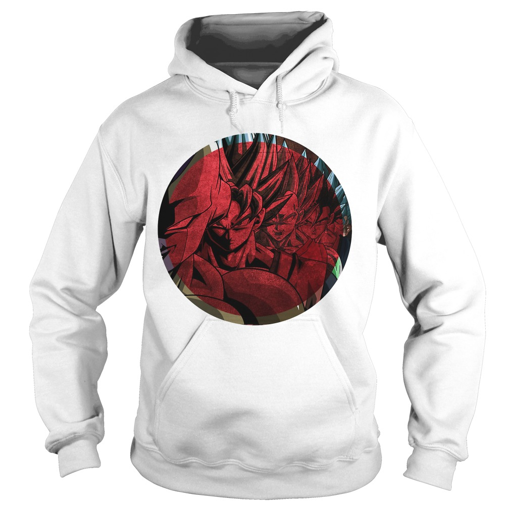 Dragon Ball Super Team Goku Hoodie