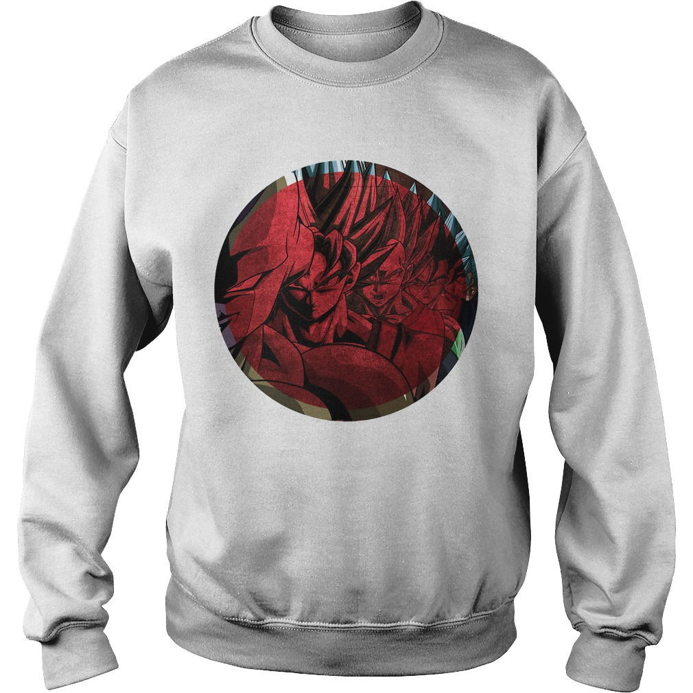 Dragon Ball Super Team Goku Sweater