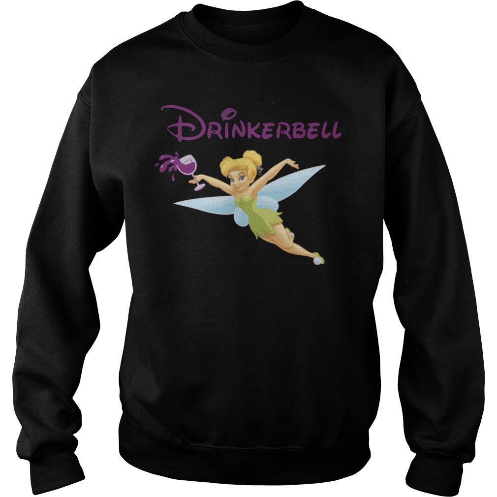 Drinker Bell Drinkerbell Drinking Sweater