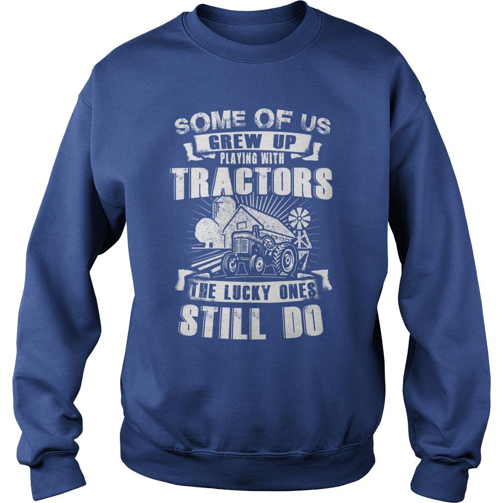 Farmer Lucky Sweater