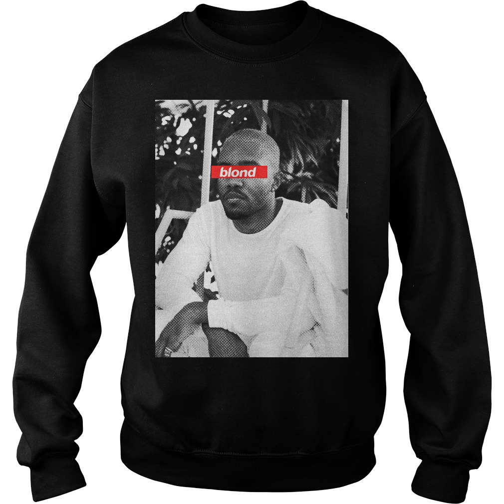 Frank Ocean Supreme Wolf Blone Sweater