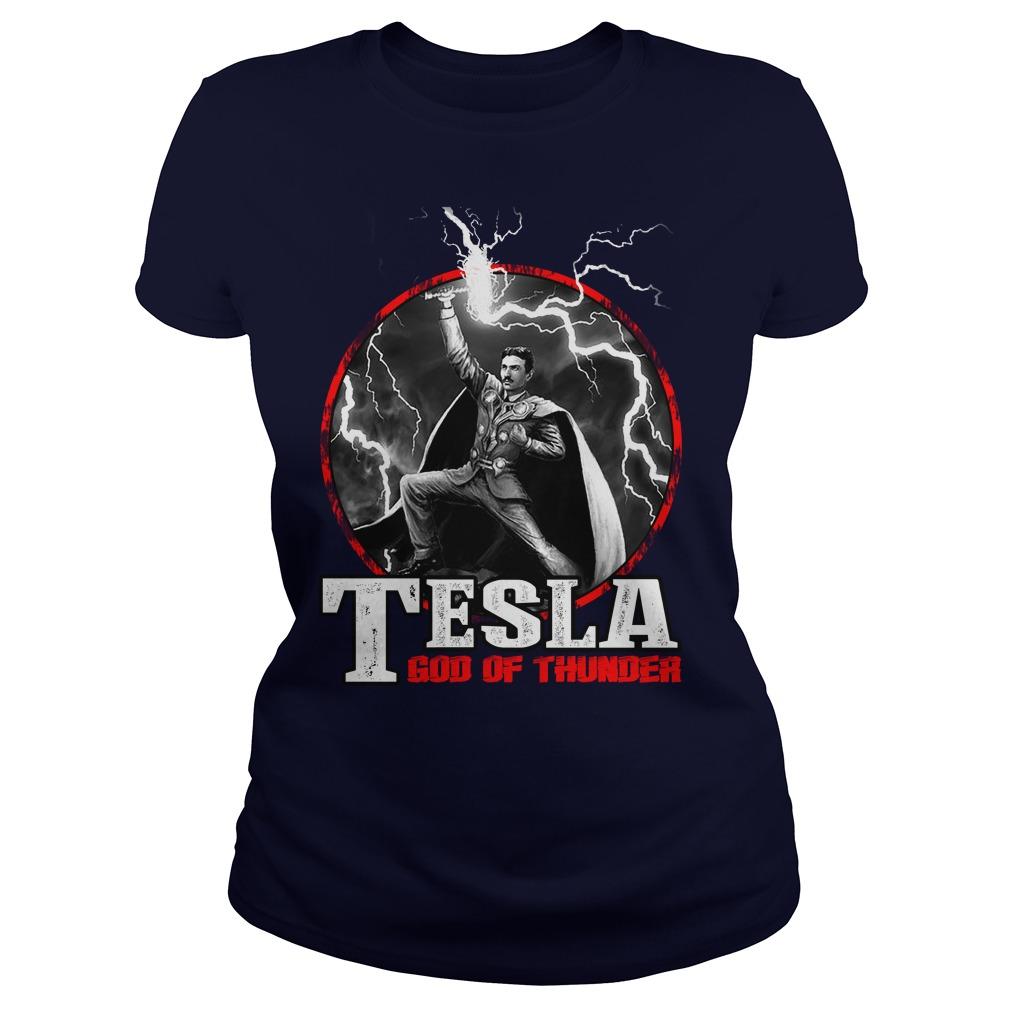 God Thunder Ladies Tee