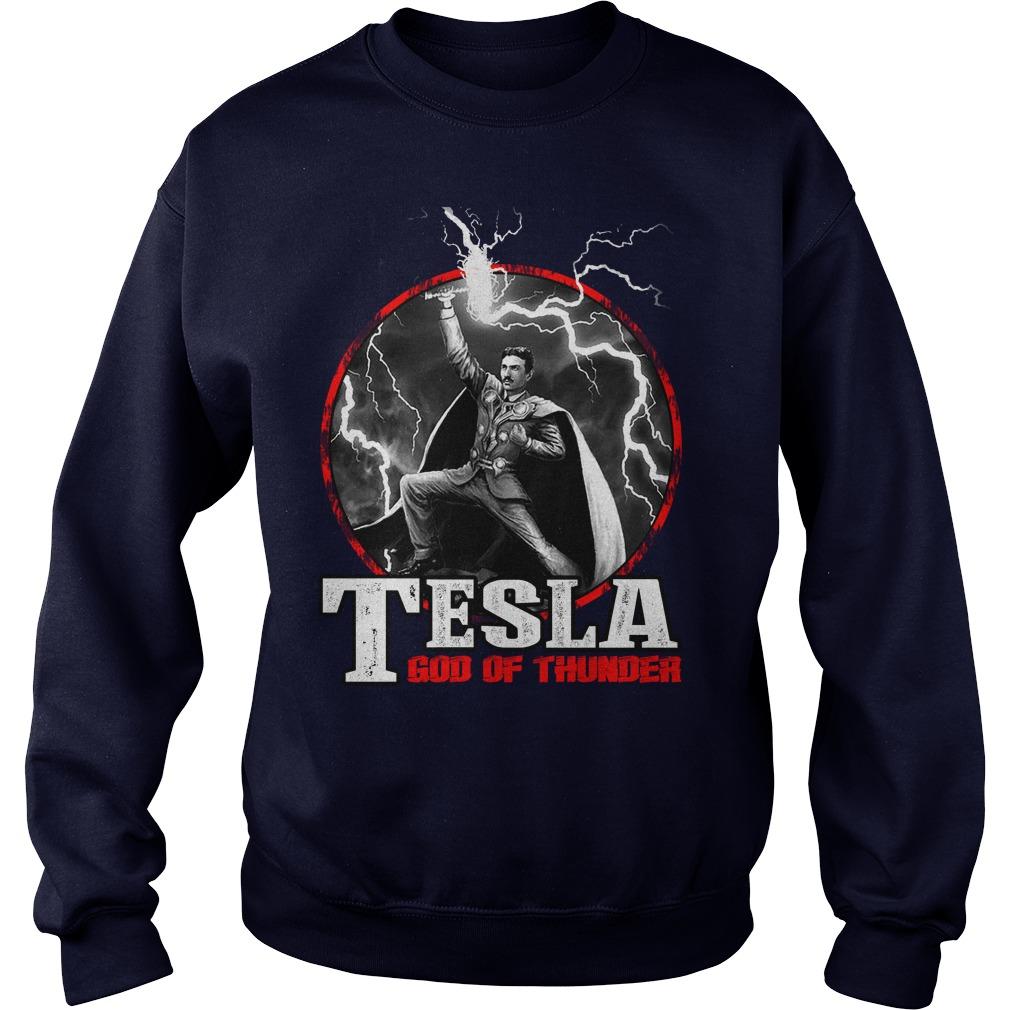 God Thunder Sweater
