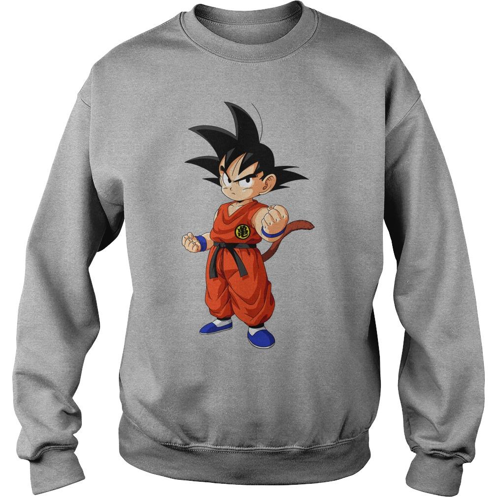 Gohan Cild Sweater