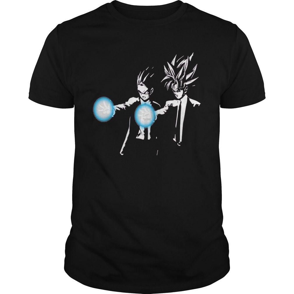 Gohan Goku Action Shirt