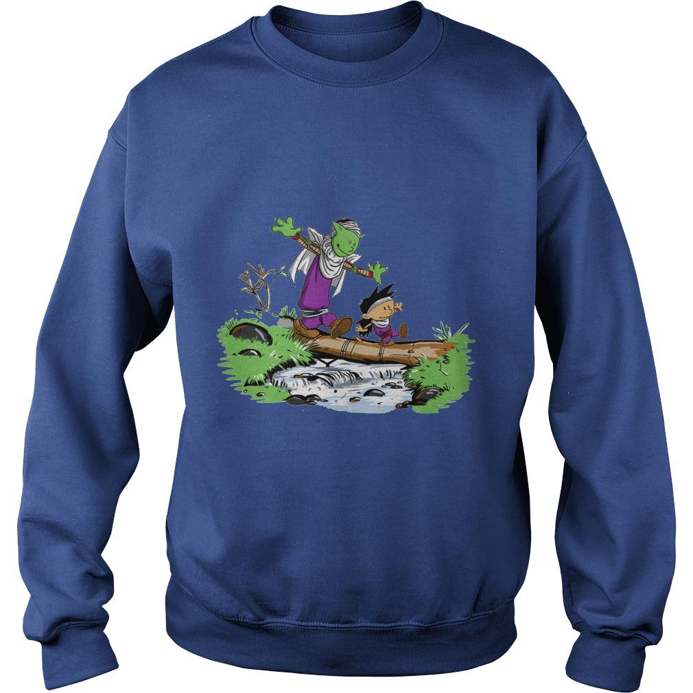 Gohan Piccolo Pai Sweater