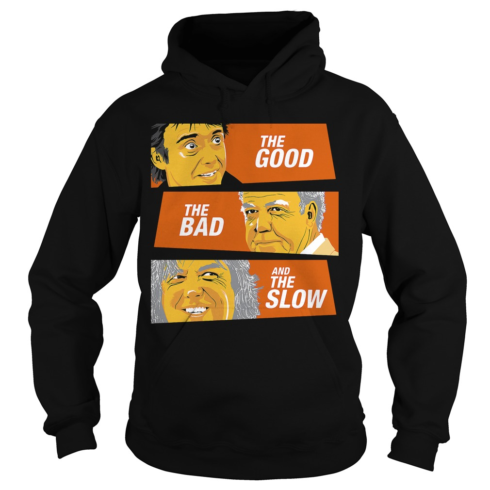 Good Bad Slow Hoodie
