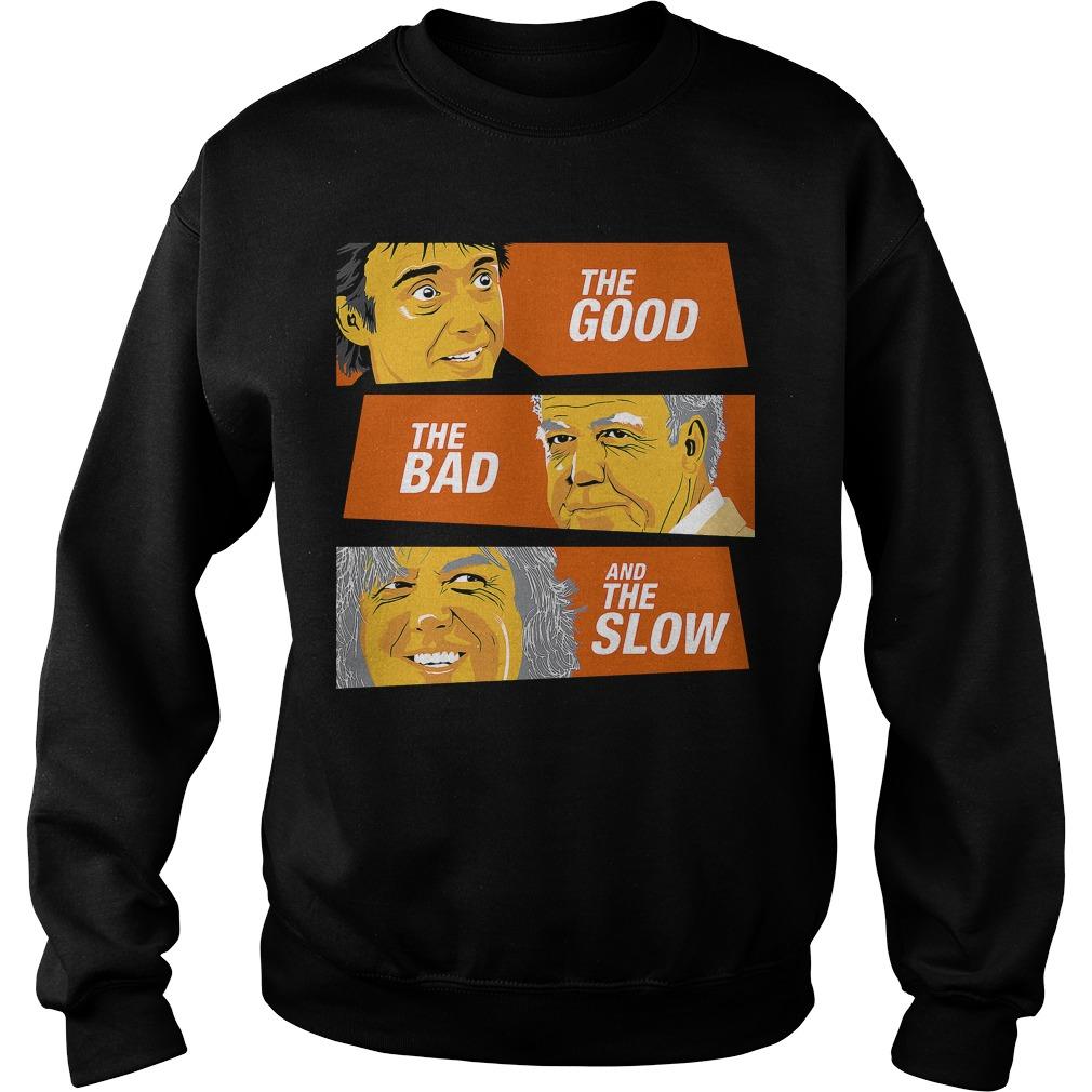 Good Bad Slow Sweater