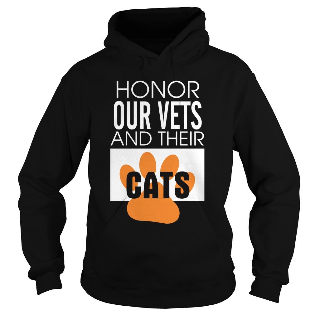 Honor Vets Special Hoodie