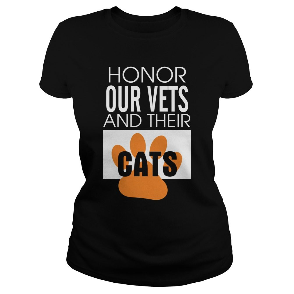 Honor Vets Special Ladies Tee