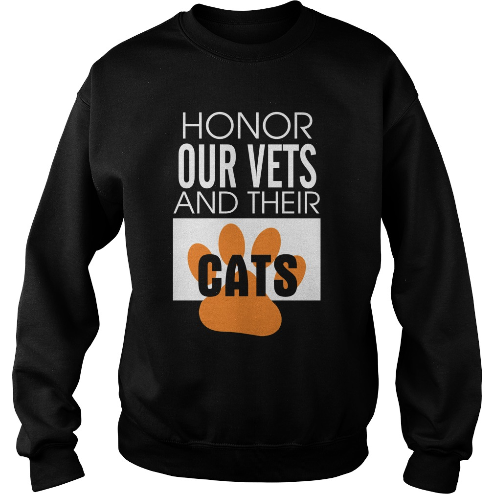 Honor Vets Special Sweater