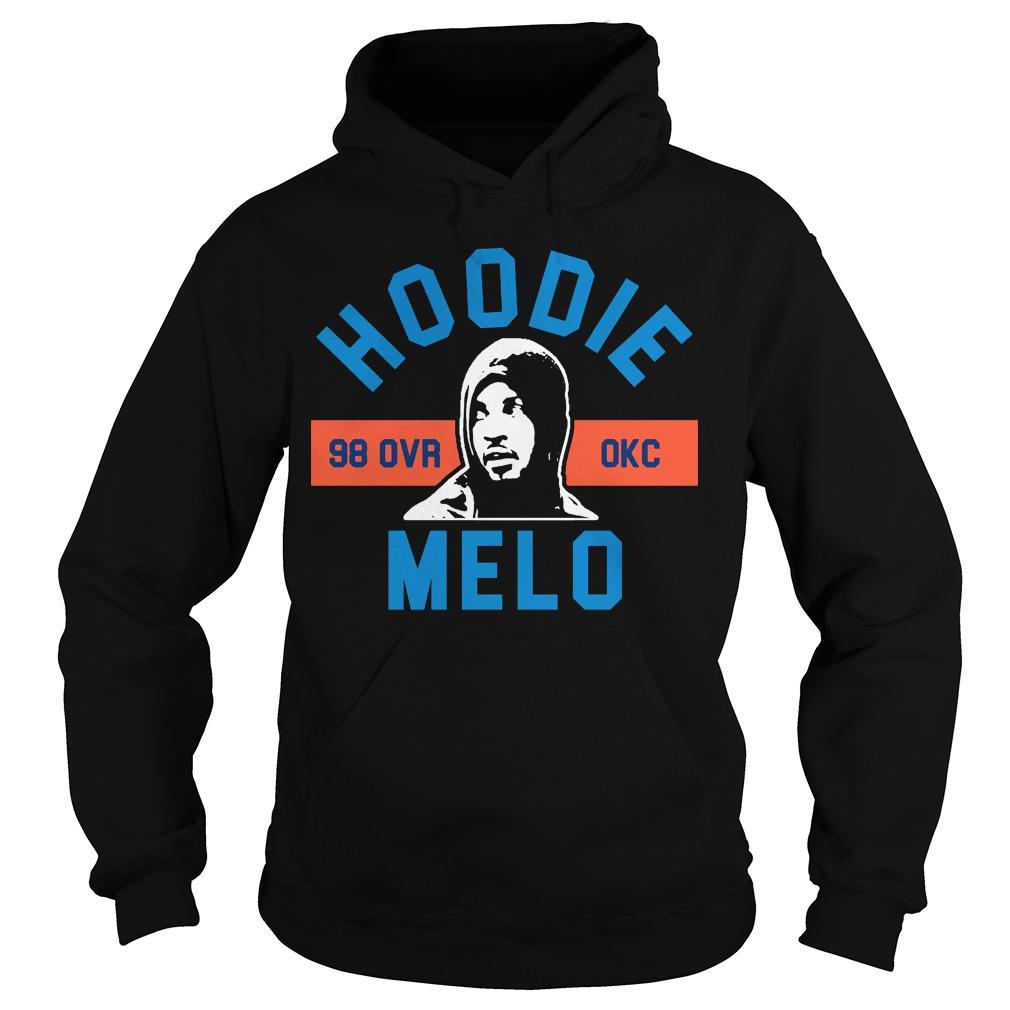 Hoodie Melo Okc Hoodie