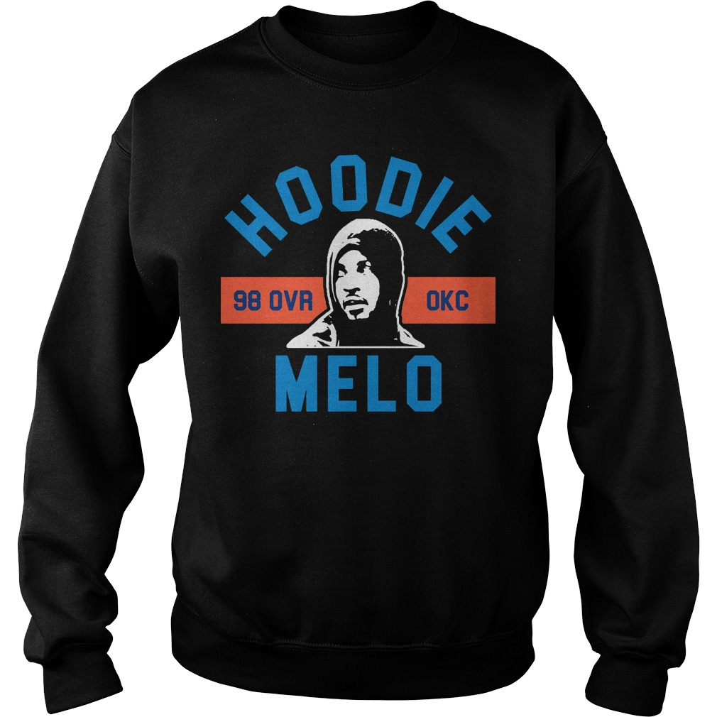 Hoodie Melo Okc Sweater