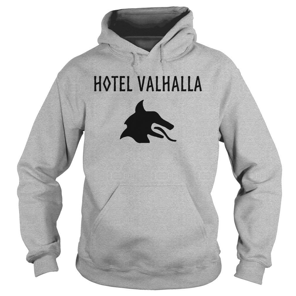 Hotel Valhalla Hoodie