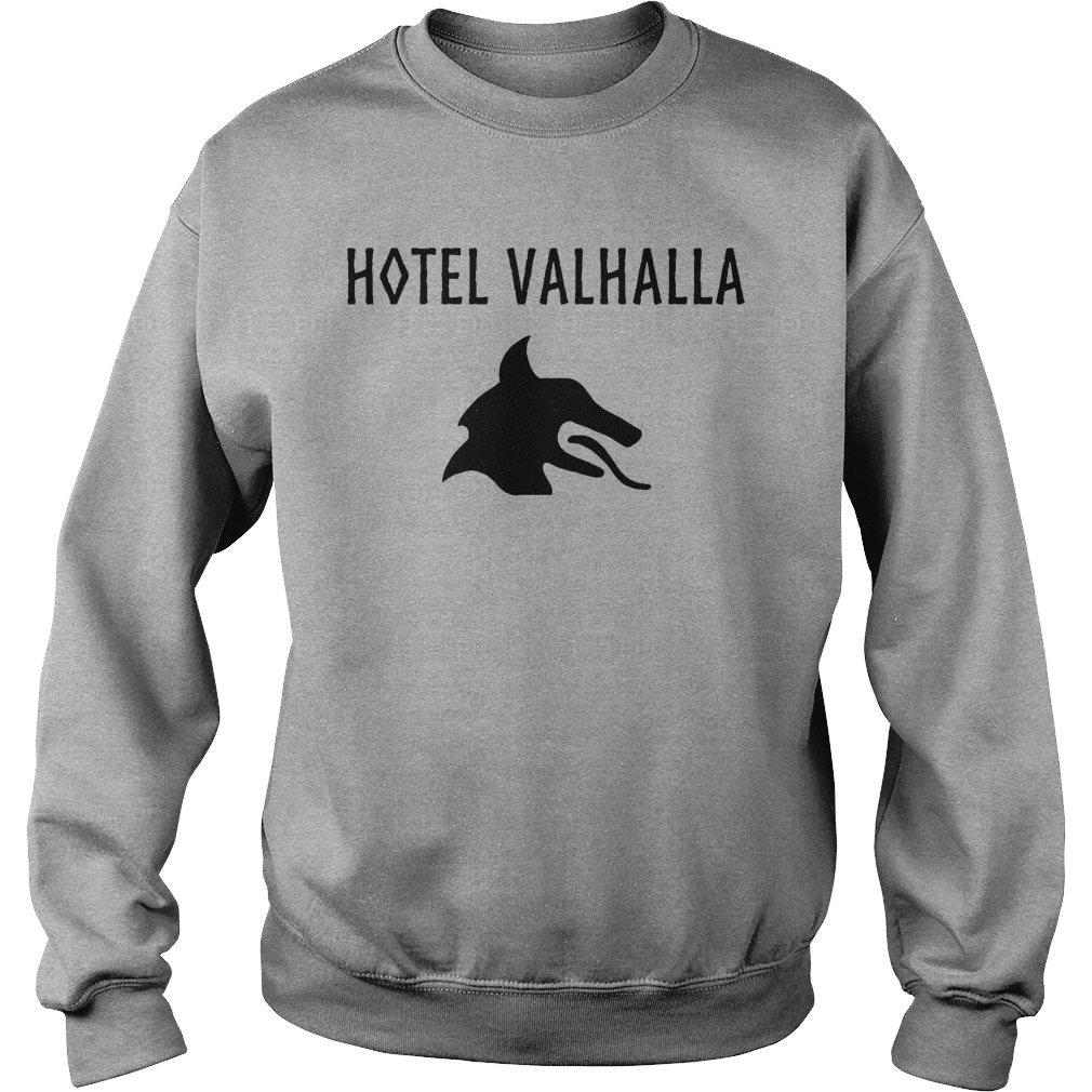Hotel Valhalla Sweater