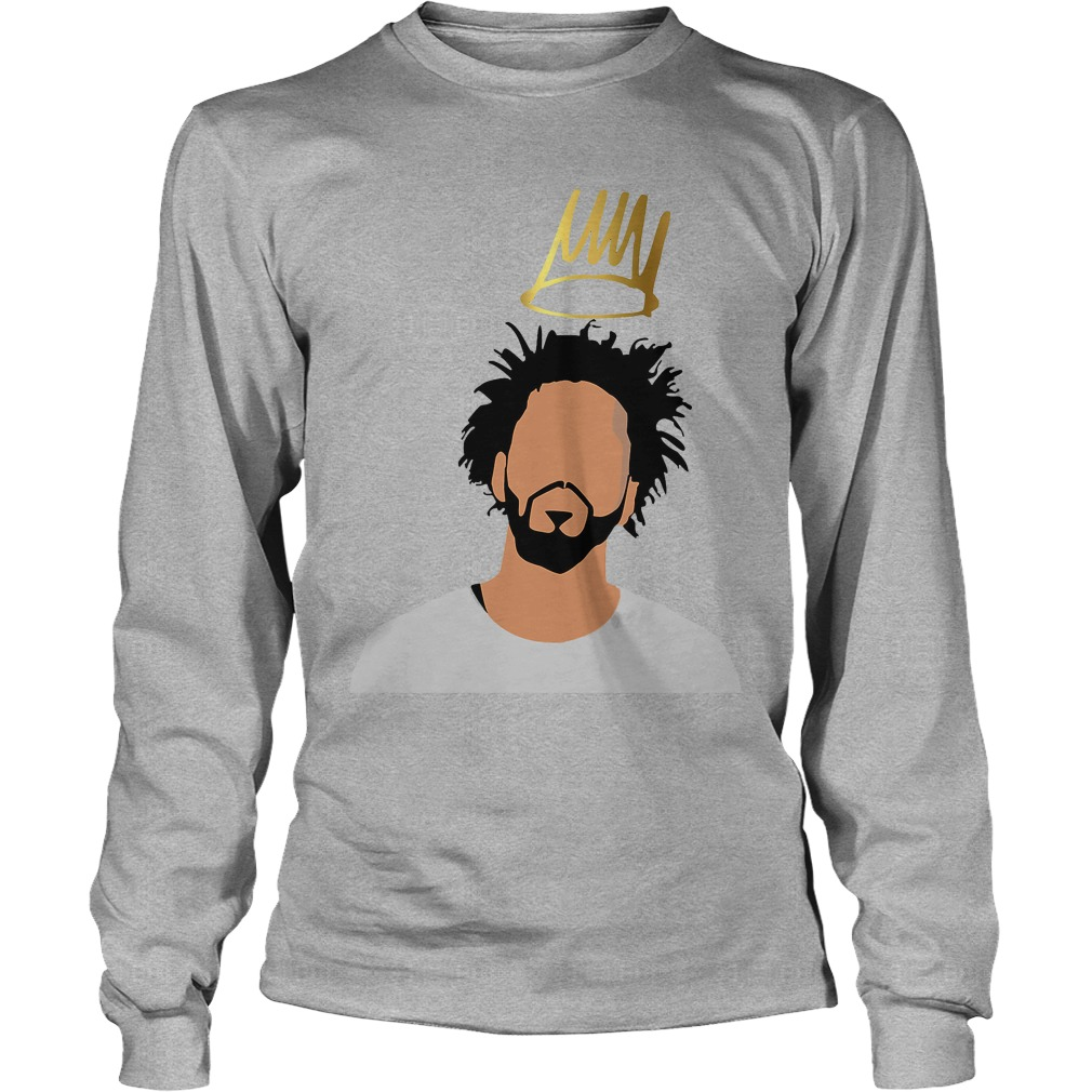 J Cole New Design Longsleeve Tee