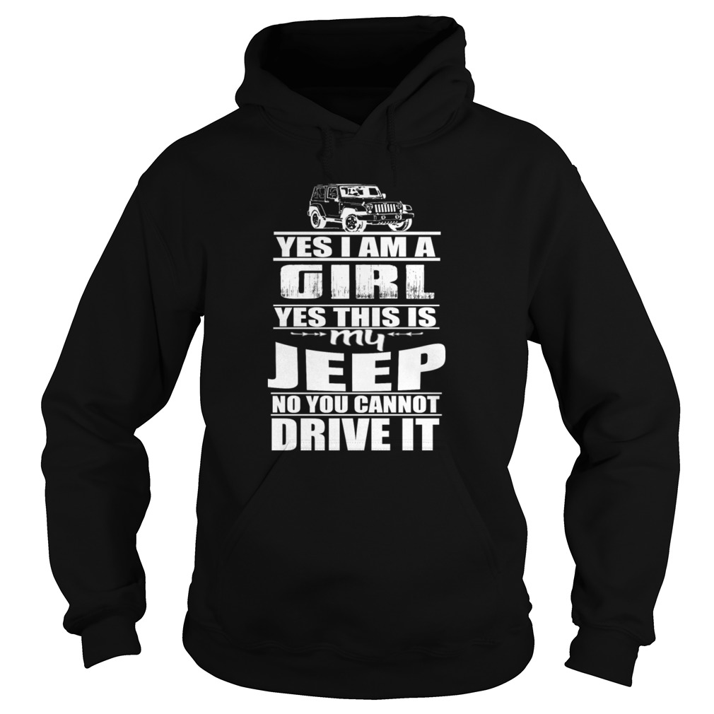 Jeep Jeep Girl Offroad Hoodie