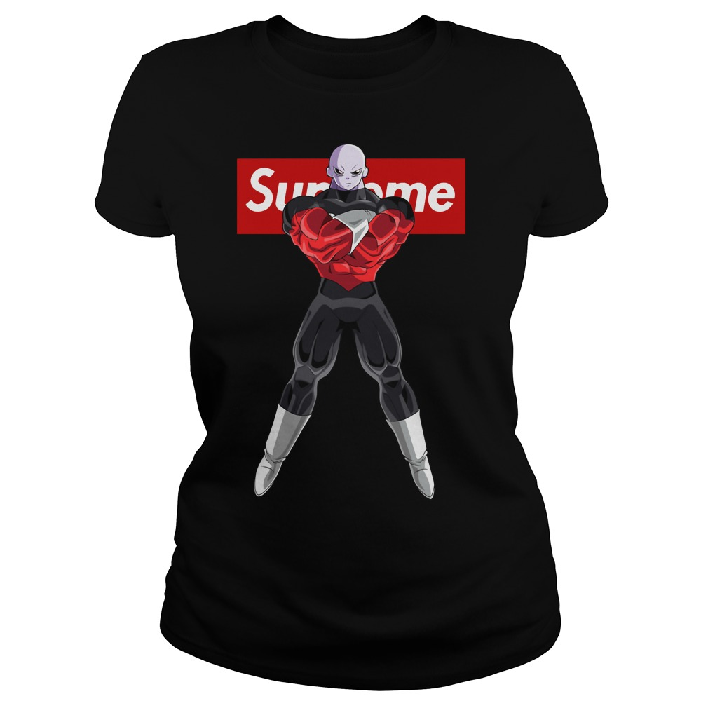 Jiren Supreme Dragon Ball Super Ladies Tee