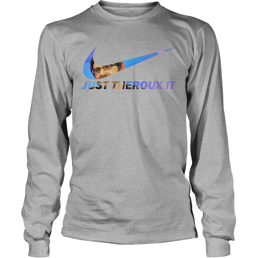 Just Theroux Longsleeve Tee