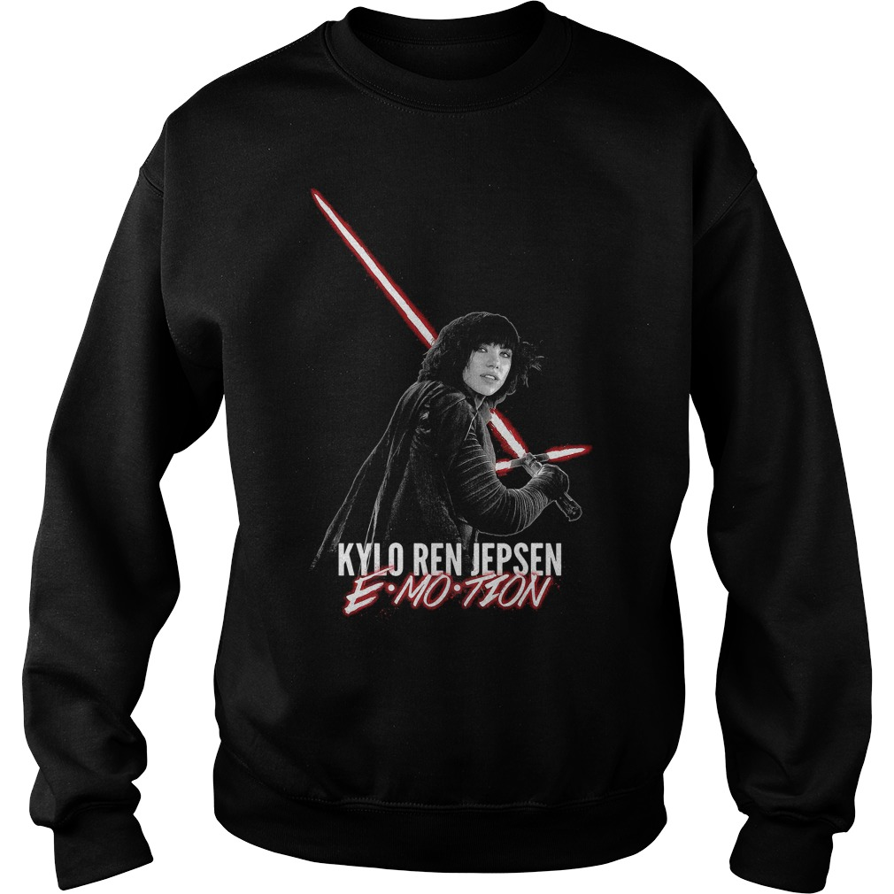 Kylo Ren Jepsen Emotion Sweater